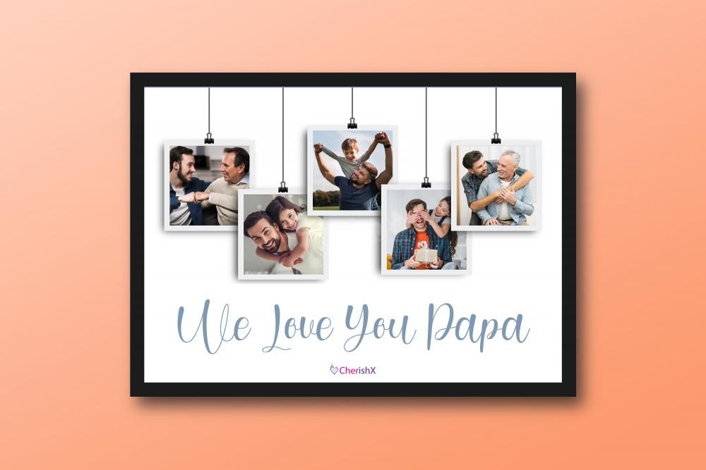 Surprise your father with a loving gift on father's day!