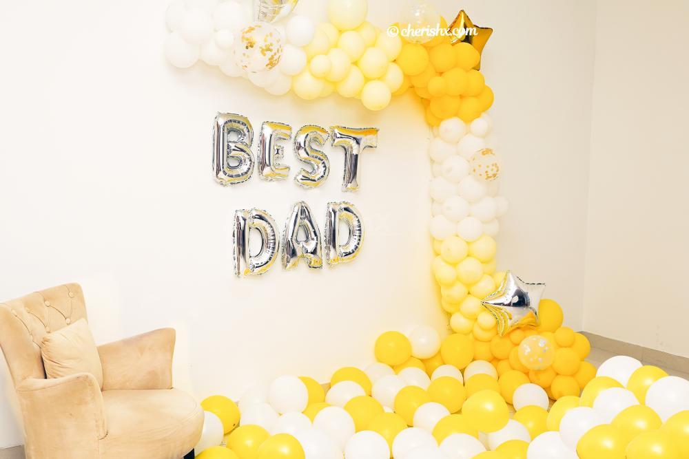 Best Dad Decoration