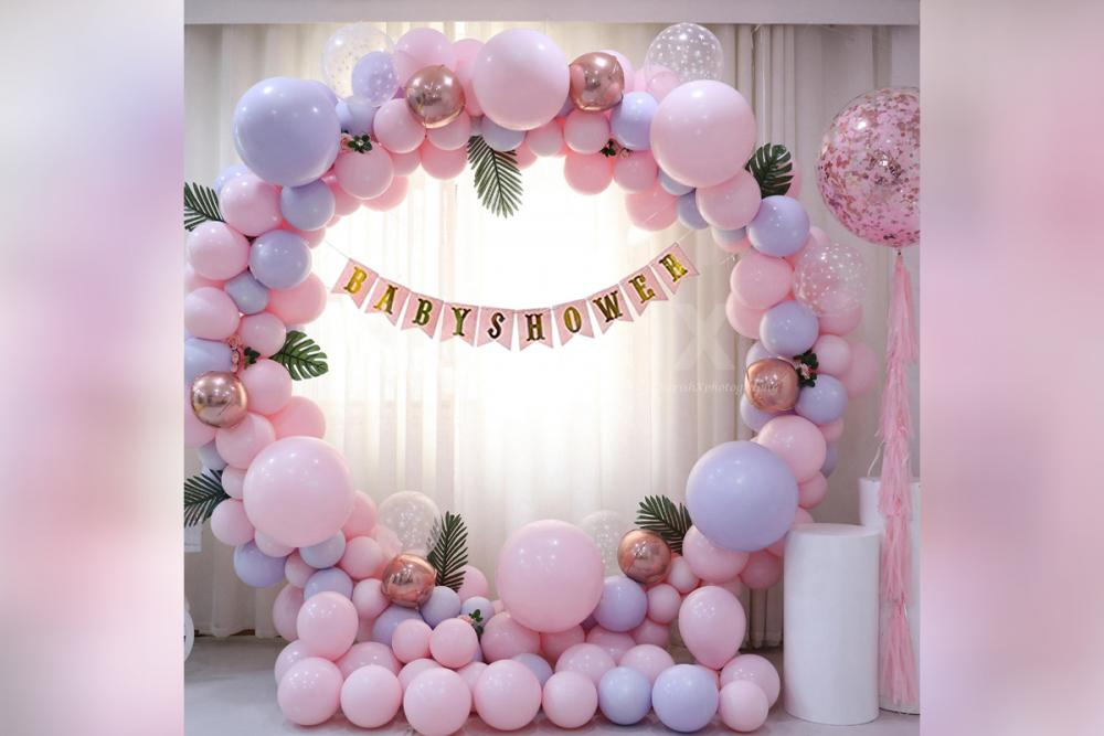 Surprise the mother-to-be with a glorious CherishX Baby Shower Decor!