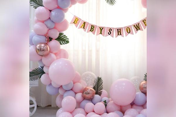 Make the day wonderful with CherishX's Baby Shower Decoration!