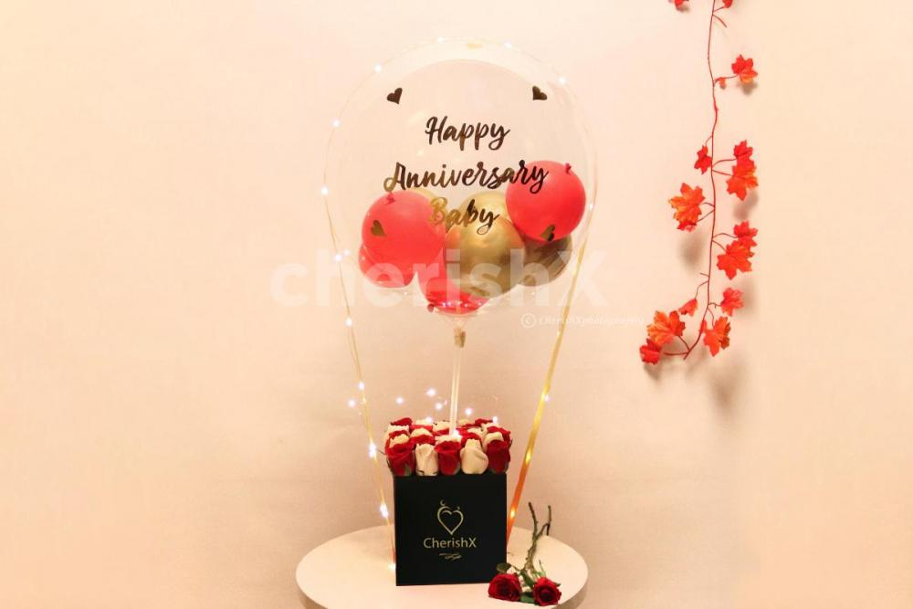 Perfect gift for Anniversary with delivery across Bangalore