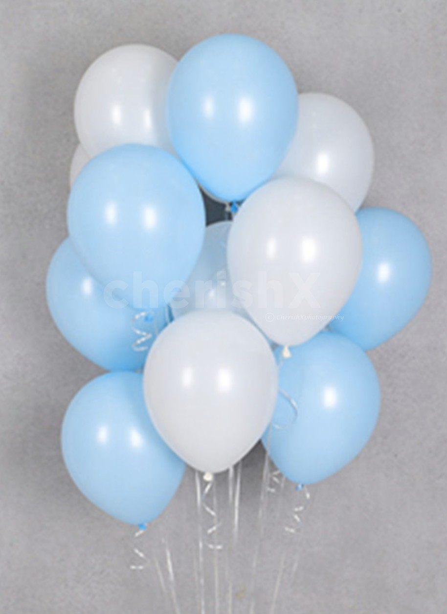 Add 25 balloons
