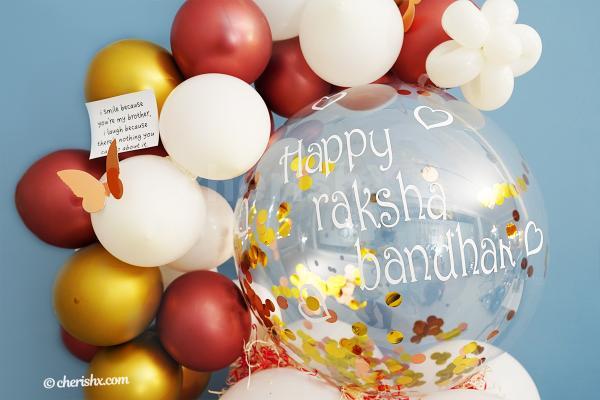 A special Happy Raksha Bandhan Message