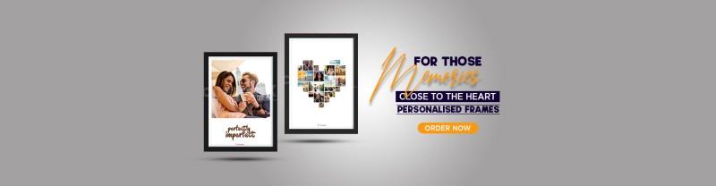 Personalised Frames
