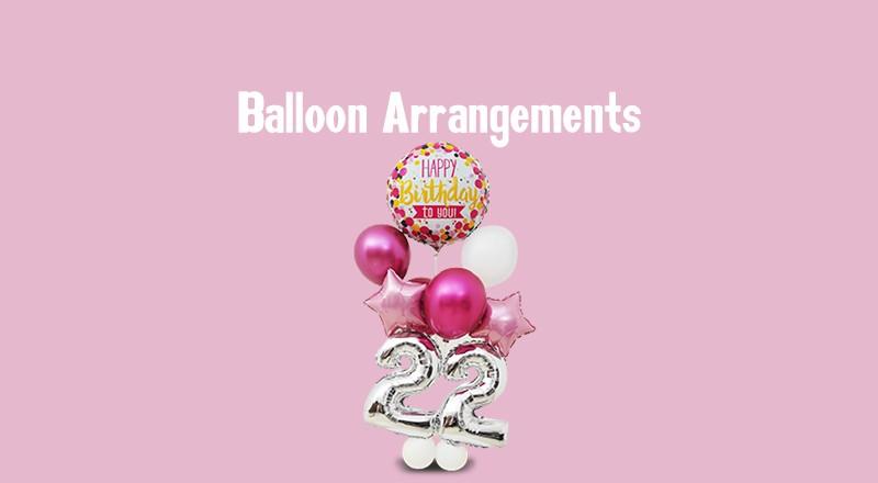 Special Balloon Arrangements