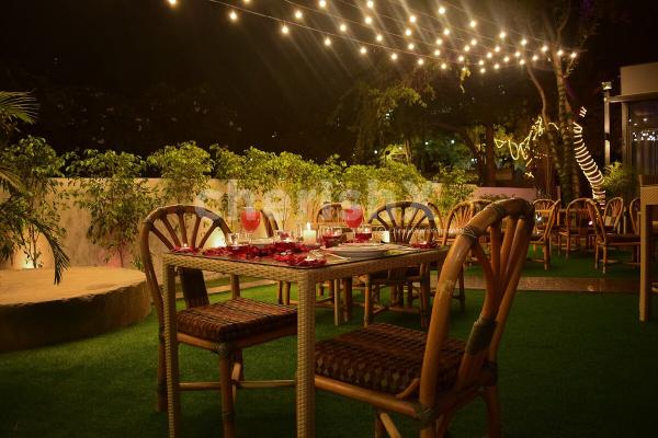 Karvachauth Special Open Air Dining