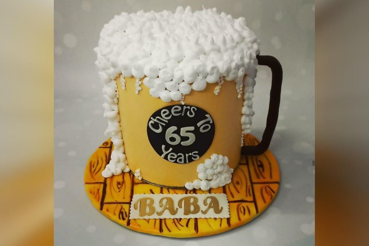 Designer Fondant Cakes