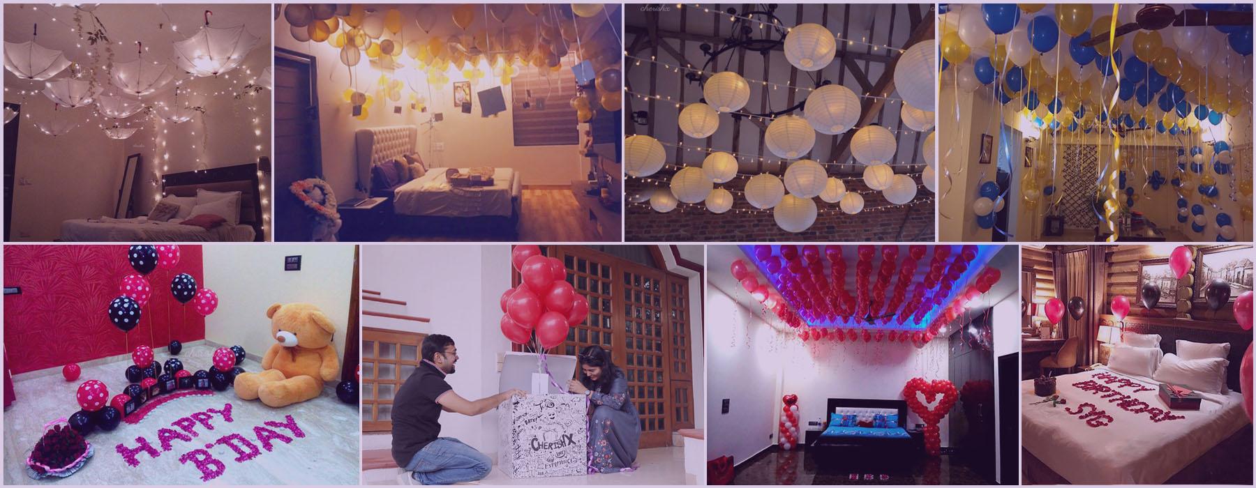 Balloon Decorations Birthday Decoration Services In Kolkata